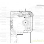 Backyard plan.